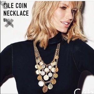 CAbi layered necklace
